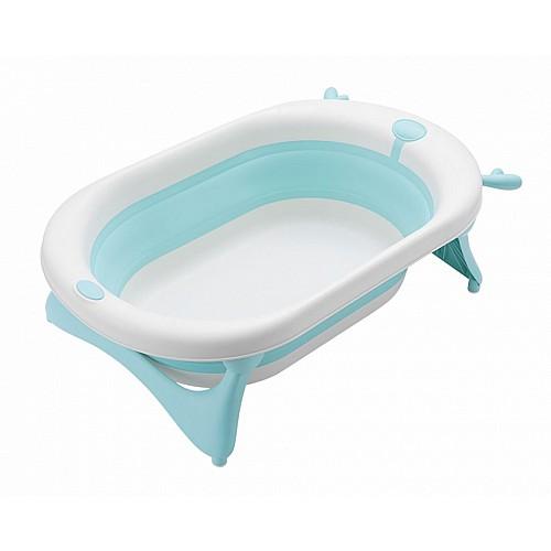Бебешка вана Foldy от Kikka boo цвят Mint