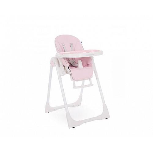 Детски стол за хранене Pastello от Kikka boo Pink