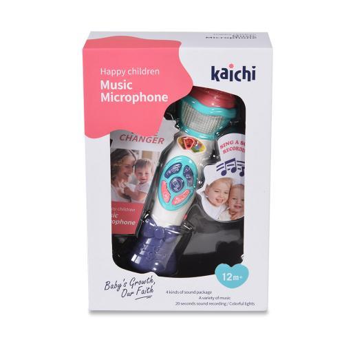 Музикална играчка микрофон от Kaichi