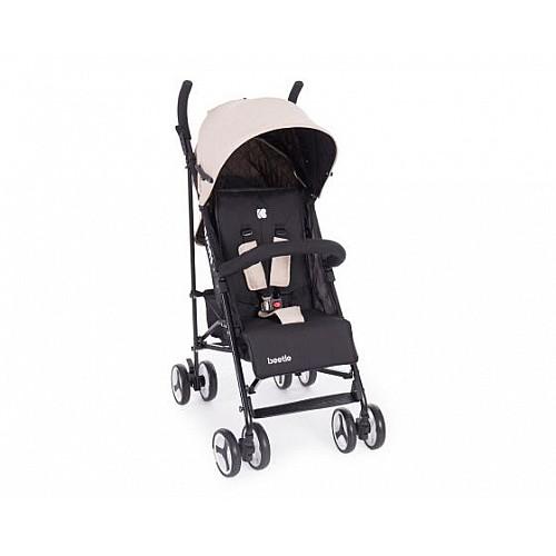 Бебешка лятна количка Beetle от Kikka boo цвят бежов