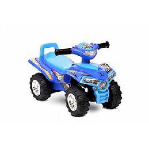 Кола за яздене ATV от Lorelli цвят син