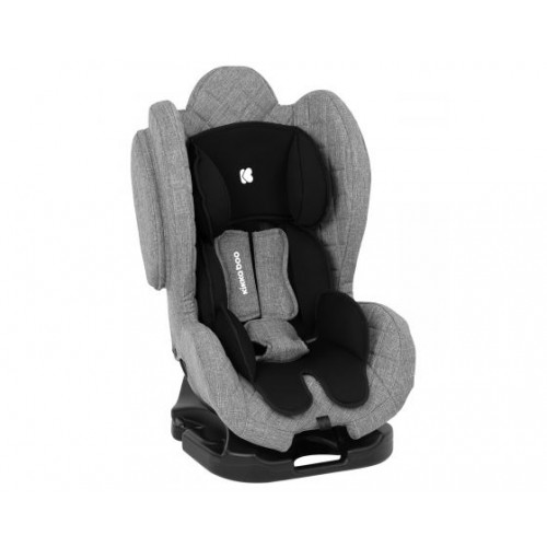 Стол за кола 0-1-2 (0-25 кг) Bon Voyage от Kikka boo тъмно сив