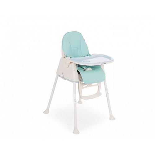 Детски стол за хранене Creamy от Kikka boo син