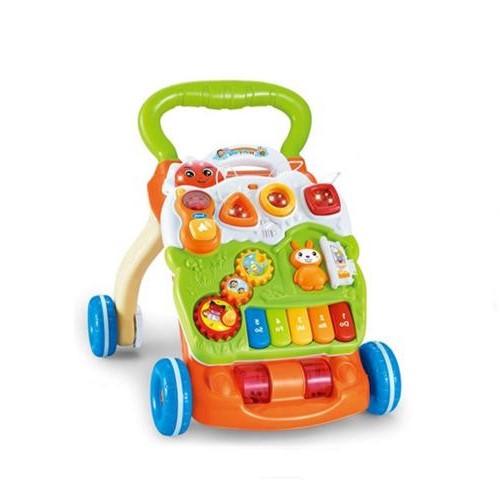 Музикална играчка за прохождане Baby Piano Walker от Moni toys