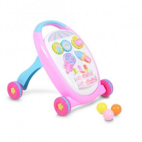 Музикална играчка за прохождане Cake от Moni toys