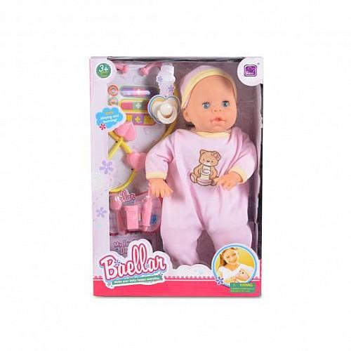 Кукла Baby baellar 45 см