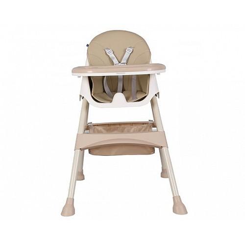 Стол за хранене Brie от Kikka boo цвят бежов