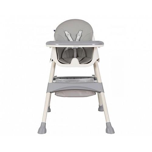 Стол за хранене Brie от Kikka boo цвят сив