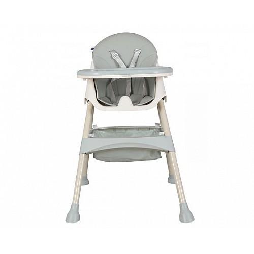 Стол за хранене Brie от Kikka boo цвят мента
