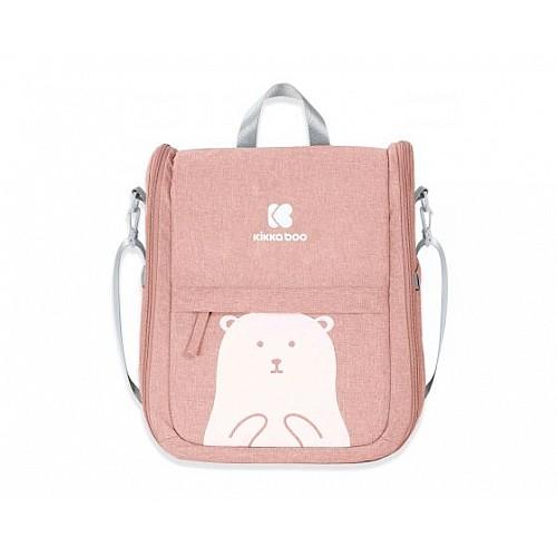 Преносимо легло чанта 2 в 1 от Kikka boo, pink