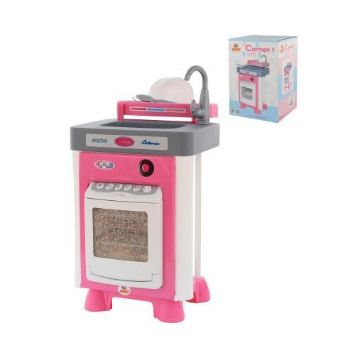 Съдомиялна машина Carmen от Polesie Toys