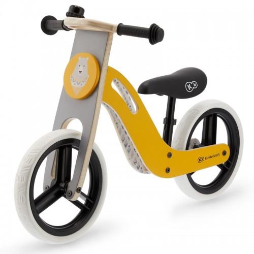 Дървено колело за балансиране UNIQ Honey от KinderKraft