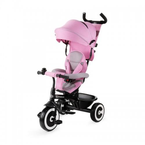 Детска триколка ASTON розова на KinderKraft